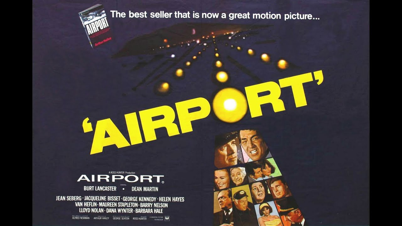 Image result for airport 1970