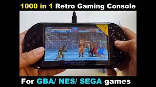 Ultimate 1000 in 1 Retro Gaming Console