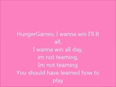 """Bajan Canadian's """"Hunger Games Song"""" -a minecraft parody of Borgore's Decisions lyrics"""