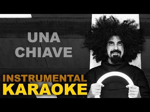 Caparezza: UNA CHIAVE (Karaoke - Instrumental)