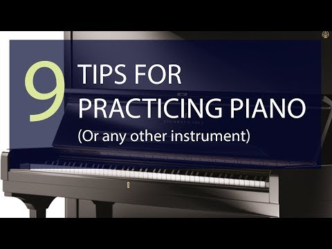 9 Tips for Practicing Piano EFFICIENTLY: Maximize Your Time's Worth
