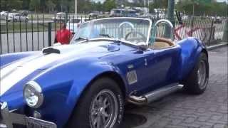 Shelby Cobra 7.0L 60's - Exterior, Interior e Som