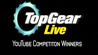 Competition Winner Announcement | Top Gear Live 2009