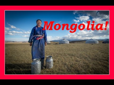 Mongolia - To the Edge of the World