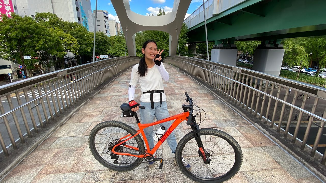 Cycling in Japan - Nagoya City Ride