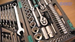 Наборы ручного инструмента Stels- видео обзор (с пожизненной гарантией)