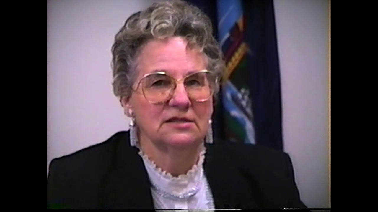 WGOH - Railroad History w/ Peg Barcomb part three  11-29-90