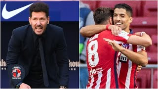 UNA REVOLUCIÓN ¿Puede el Atlético de Madrid ser CAMPEÓN de La Liga con Luis Suárez? | Fuera de Juego