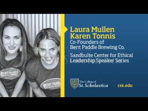 Sandbulte Center for Ethical Leadership Speaker Series: Laura Mullen and Karen Tonnis
