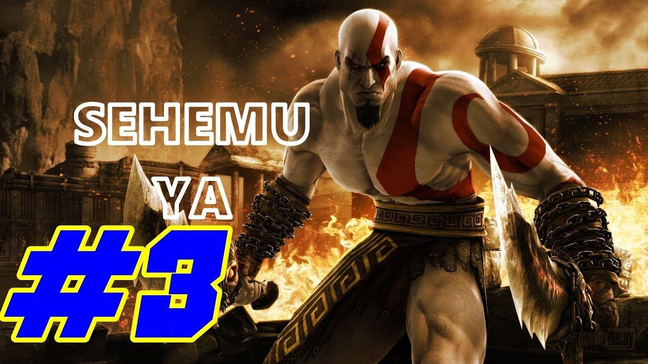 Download God Of War 3 Sehemu ya Tatu(Athena Kamtokea Kratos)  I KijanaMackey Series