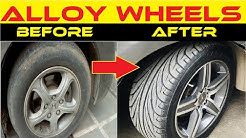 Got New Alloy Wheels in CAR    Mercedes Alloy    Kenda Tyre 2055016