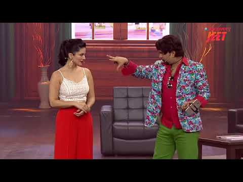 Bloopers part 1|sunny leone |comedy high school | discovery jeet