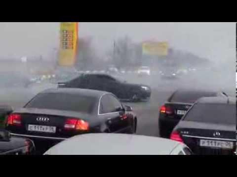 V10 M5 e60 burnout AK74 Ингушская...