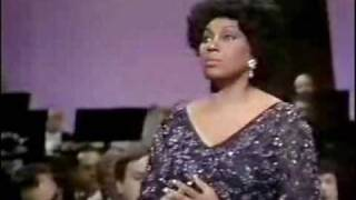 Leontyne Price sings Tu? Tu? Piccolo Iddio!