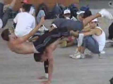 Amazing Break Dance And Hip Hop