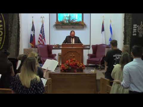 Sunday Evening Service 9-10-2017
