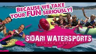 Sidari WaterSports 2018