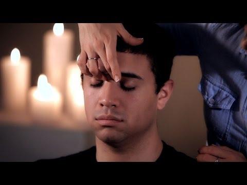 Self-Massage to Relieve Sinus Pressure | Head Massage