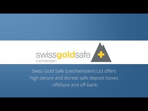 Rent a private safe deposit box in Liechtenstein – how it works