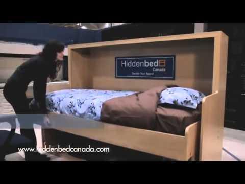 書桌型活動床組 Youtube