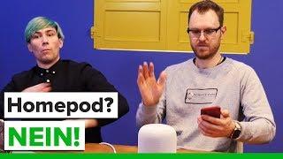 Kauf den Apple Homepod nicht! / Unboxing / Schweiz