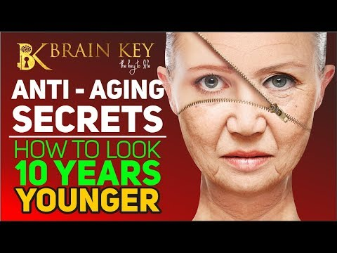 Anti Aging Secrets Look 10 Years Younger Best Skin Care Foods 2020 Youtube