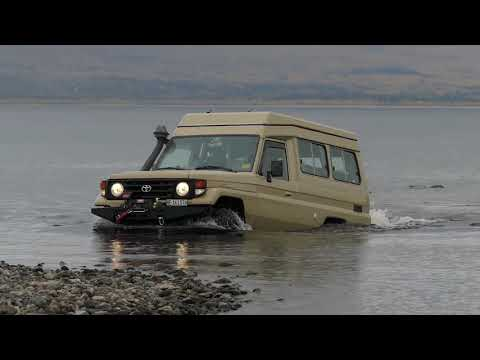 ARCTIC TOUR   LONG   Raid 4x4 Russie   4x4 expedition in Russia  with Geko Expeditions