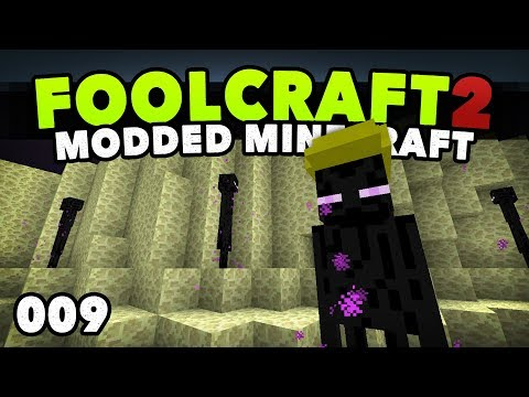 FoolCraft 2 009   I'VE BROKEN THE GAME?! 😵   A Minecraft Modded Let's Play