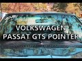 Teaser - VW Passat GTS Pointer 1987 - JR FILMS