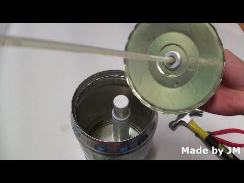 Heineken Keg Foam Heineken Keg Dissection