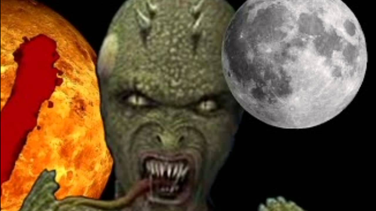 Woman Abducted By Reptilian Aliens And Raped On The Moon -7714