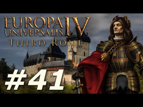 Europa Universalis IV: The Third Rome | Moravia - Part 41