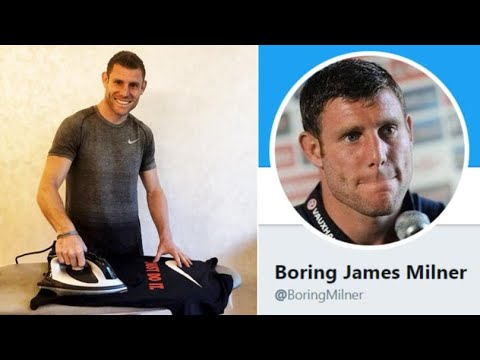 The Real James Milner Joins Twitter, Drops The Biggest, Most Boring First Tweet Ever