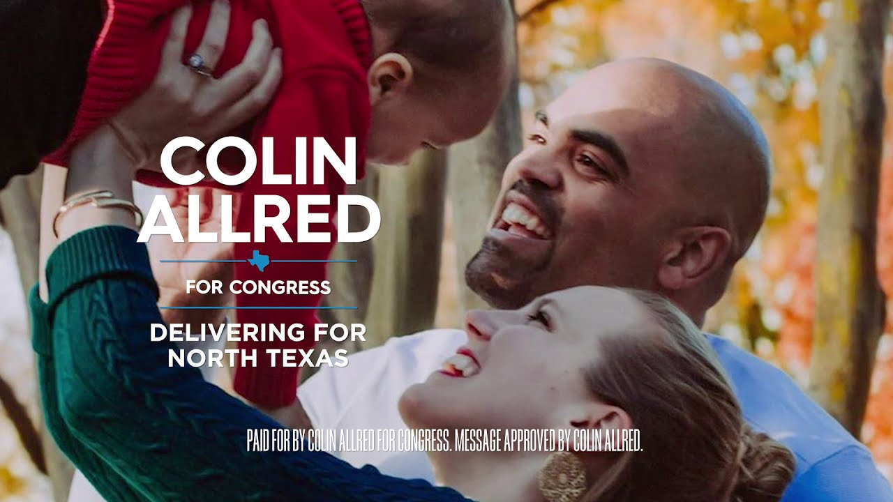 Allred Highlights Bipartisan Record Delivering for North Texas in Closing Ad