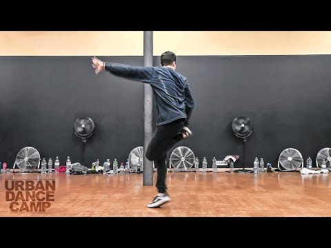 Because Of You - Neyo / Dylan Mayoral Choreography / 310XT Films / URBAN DANCE CAMP