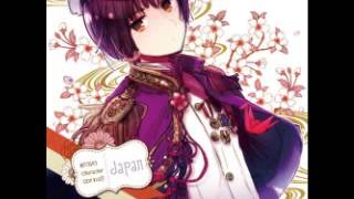 [APH] Dream Journey (夢旅路) JAPAN FULL CHARACTER SONG WITH ROMAJI AND ENGLISH LYRICS