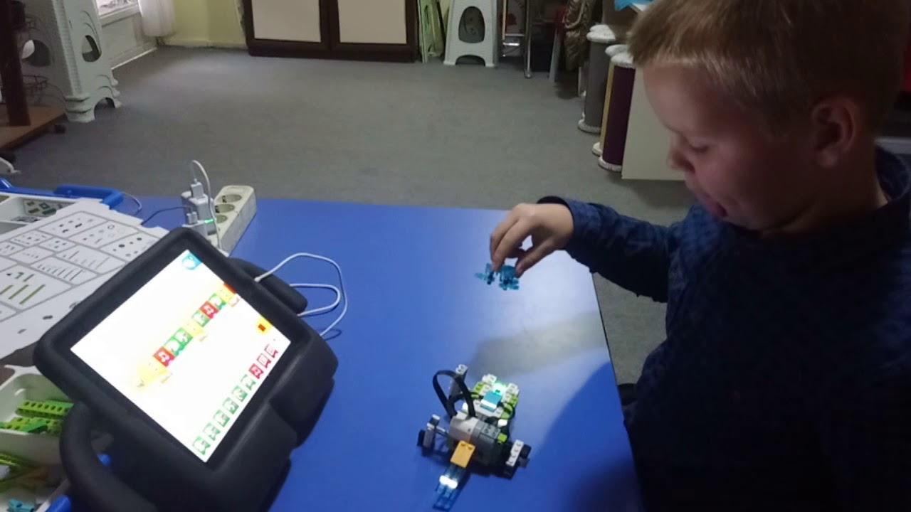 Froglet (Alex-3) Robotik Kodlama Lego Wedo 2.0