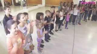Франциско Гомес (Francisko Gomez) в школі танцю