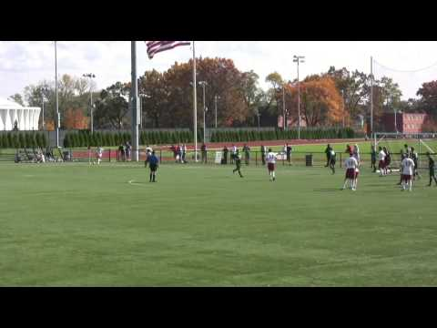 2012 Babson College vs Springfield College - UNEDITED