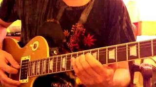 Gary Moore - The Stumble Guitar Lesson (Pt1)