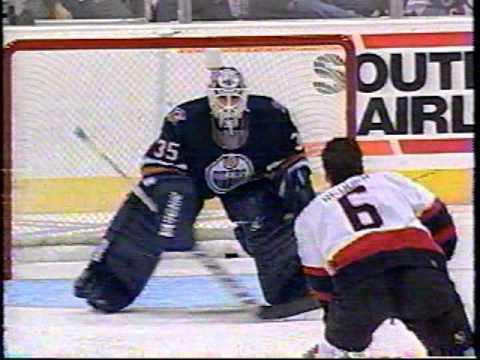 2002 NHL All Stars - Super Skills - Breakaway