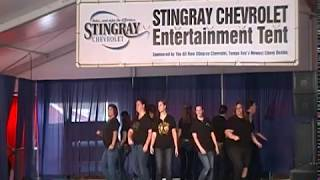 Dancin Free Strawberry Festival 2014