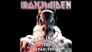 Iron Maiden - When Two Worlds Collide - (live 1998, Osaka)