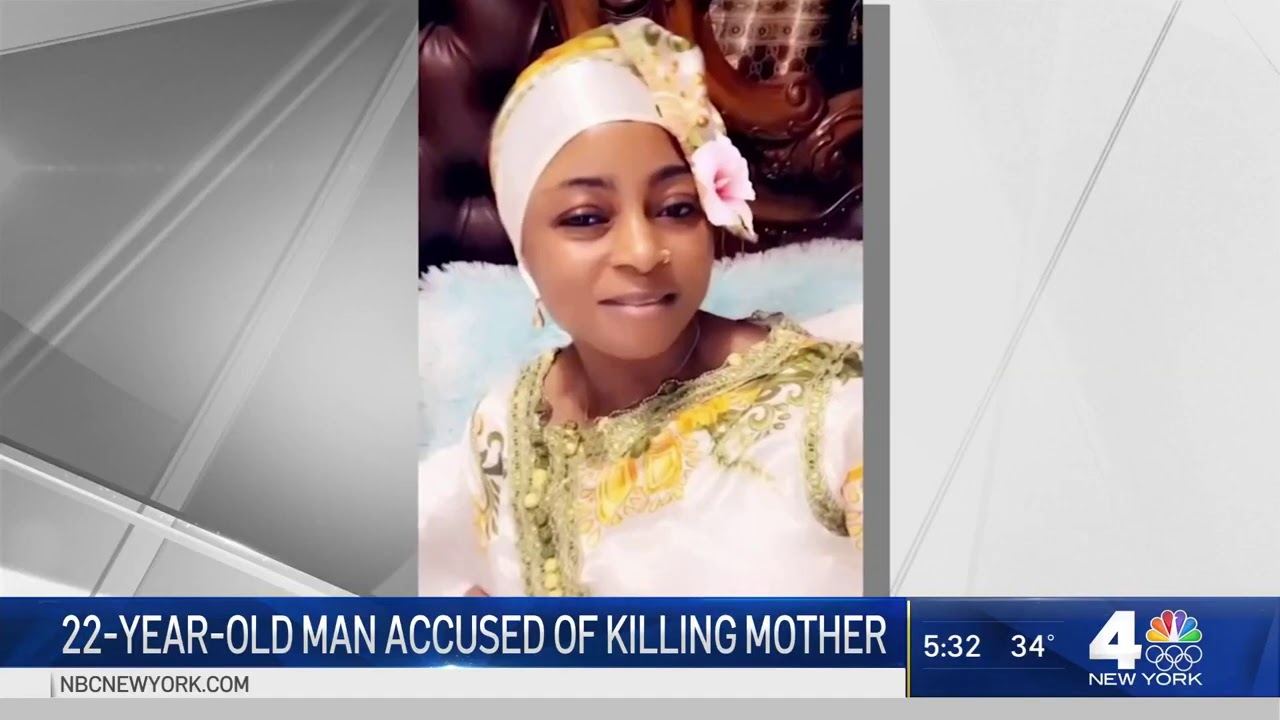 NYPD: Harlem Man Killed Mom After She Told Him to Get a Job | NBC New York