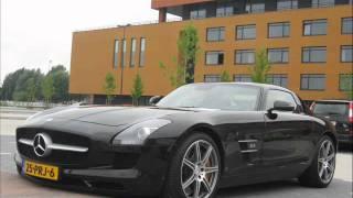 Mercedes-Benz SLS AMG: LOUD SOUNDS!!!
