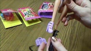 Обувь и аксессуары для куклы Барби. / Shoes and accessories for Barbie Dolls.