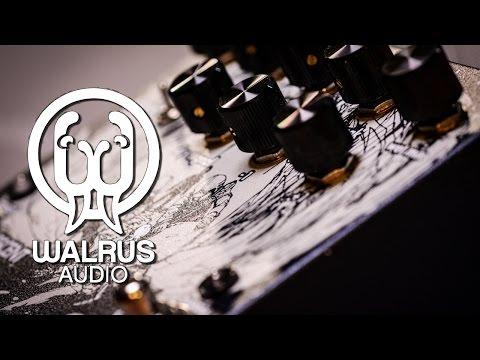 Walrus Audio DESCENT (Reverb) - Review