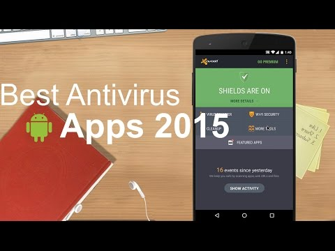 10 Best Antivirus Apps For Android 2015