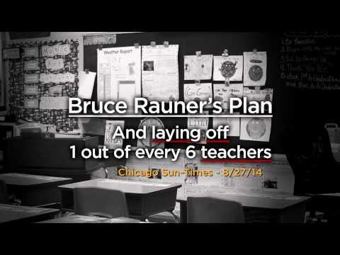 "Quinn for Illinois TV Ad - ""Education"""