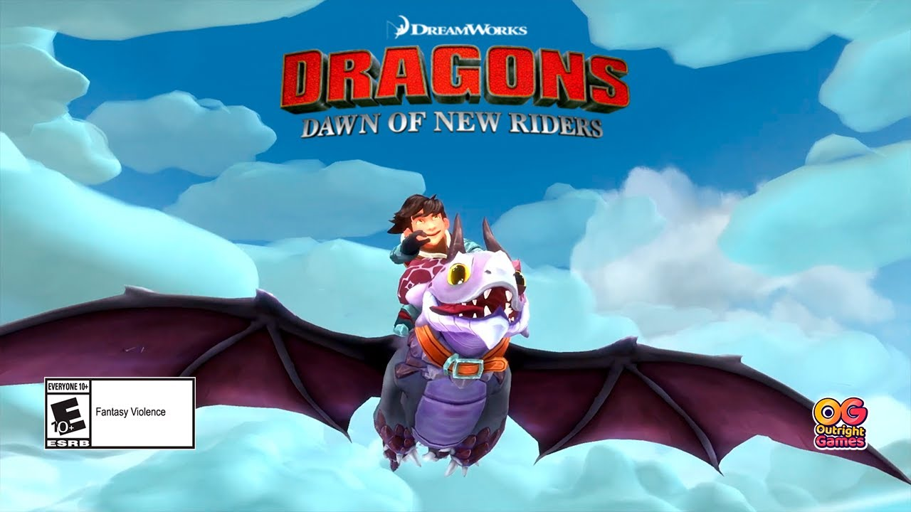 Review: DreamWorks Dragons: Dawn of New Riders